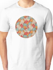 Romantic leaves Unisex T-Shirt