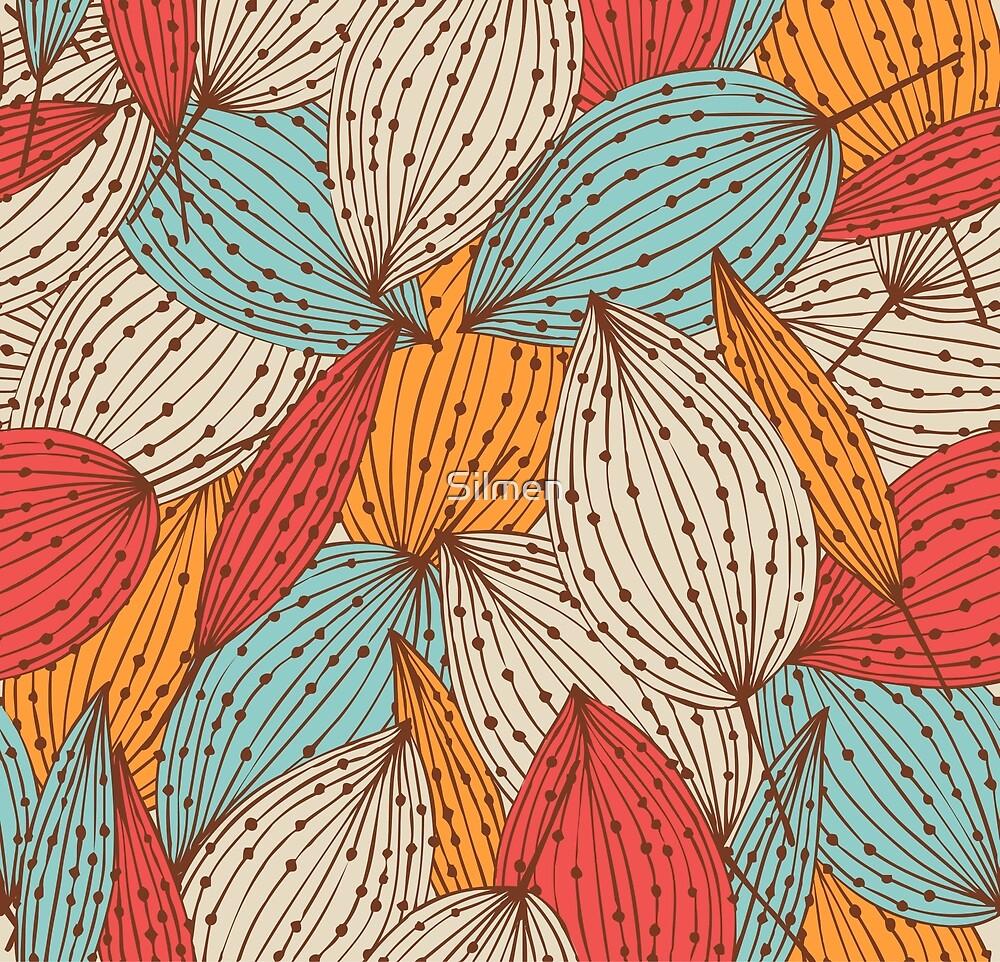 Romantic leaves by Silmen