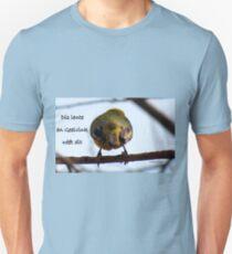Lente!  Unisex T-Shirt