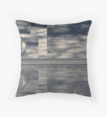 Je veux... Throw Pillow