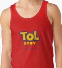 TOL-STOY III Tank Top