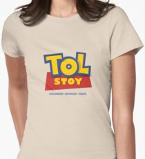 TOL-STOY III Women's Fitted T-Shirt