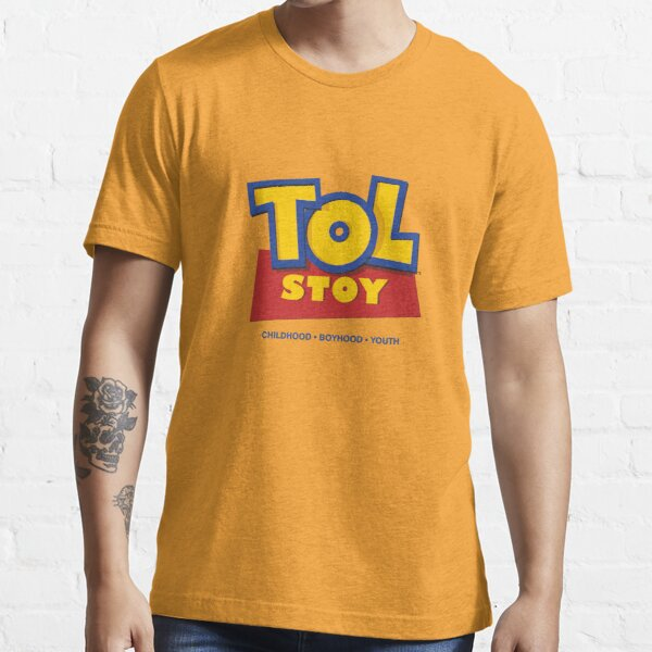 TOL-STOY III Essential T-Shirt