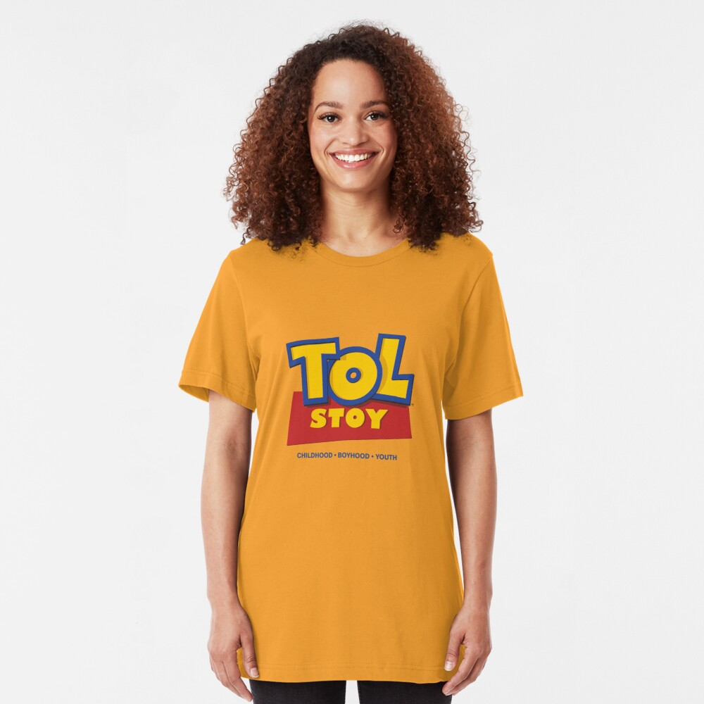 TOL-STOY III Slim Fit T-Shirt