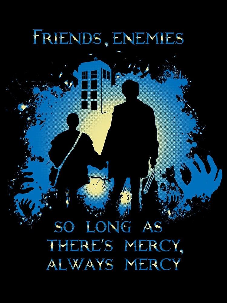 FRIENDS,ENEMIES.... by karmadesigner