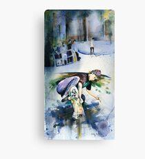 Venice Skater Canvas Print