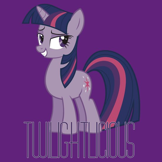 Twilight Sparkle Is Oh So Twilightlicious A T Shirt Of