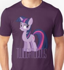 Twilight Sparkle is oh so Twilightlicious T-Shirt