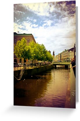 Central Göteborg by George Limitsios