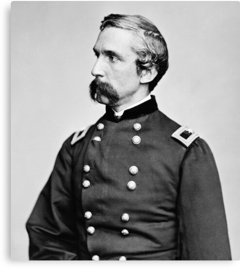 General Joshua Lawrence Chamberlain by warishellstore