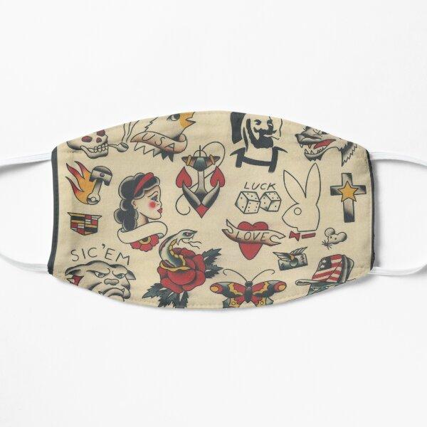 Flash Mask 2 Flat Mask