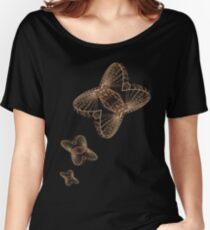 night butterflies Women's Relaxed Fit T-Shirt