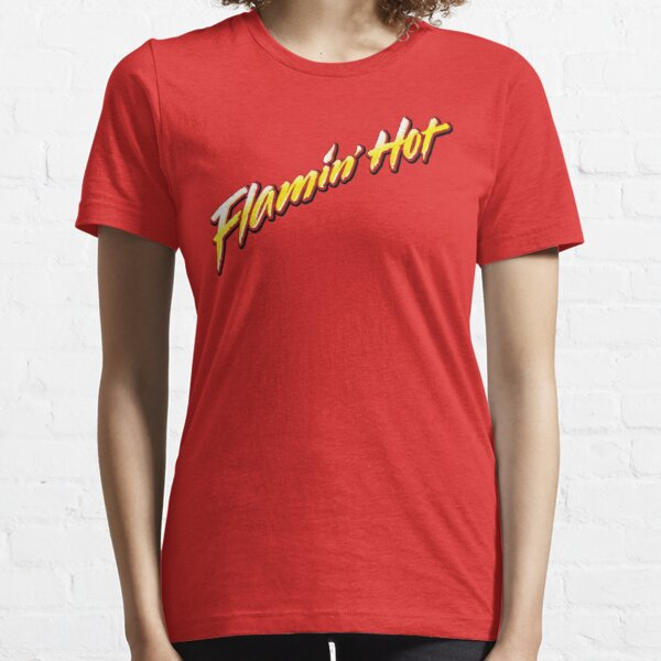 Flamin' Hot Logo Essential T-Shirt