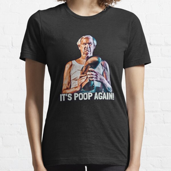 """""""It's Poop Again!"""" Billy Madison Essential T-Shirt"""