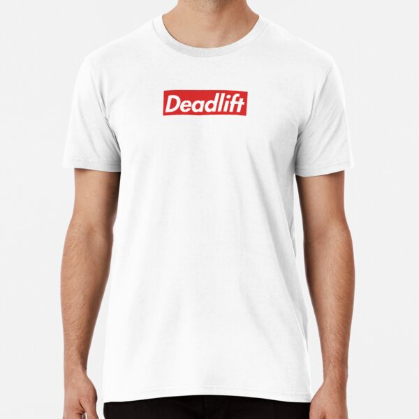 Deadlift Supreme Style Premium T-Shirt