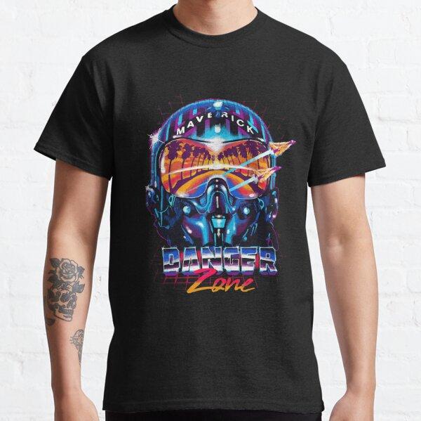 Maverick Danger Zone Classic T-Shirt