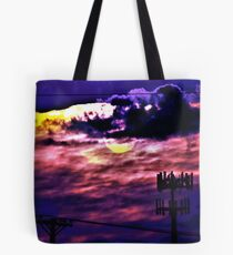 Darkest before the Light Tote Bag