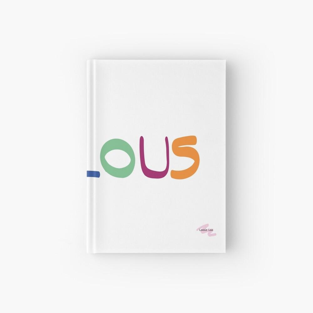 FABULOUS Hardcover Journal