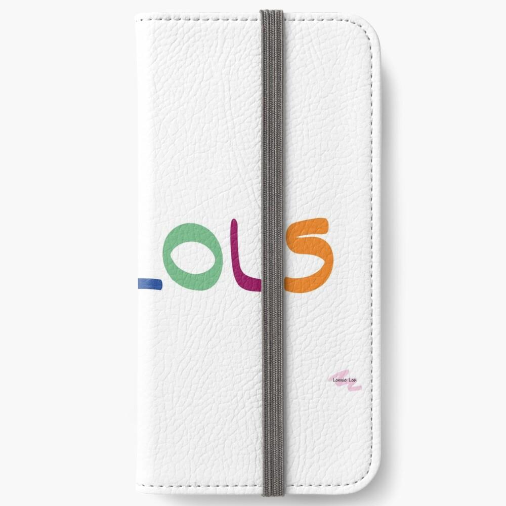 FABULOUS iPhone Wallet
