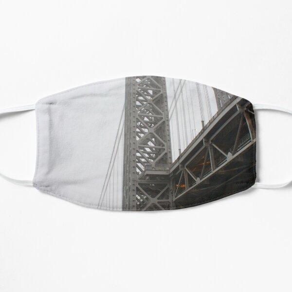 George Washington Fog Flat Mask