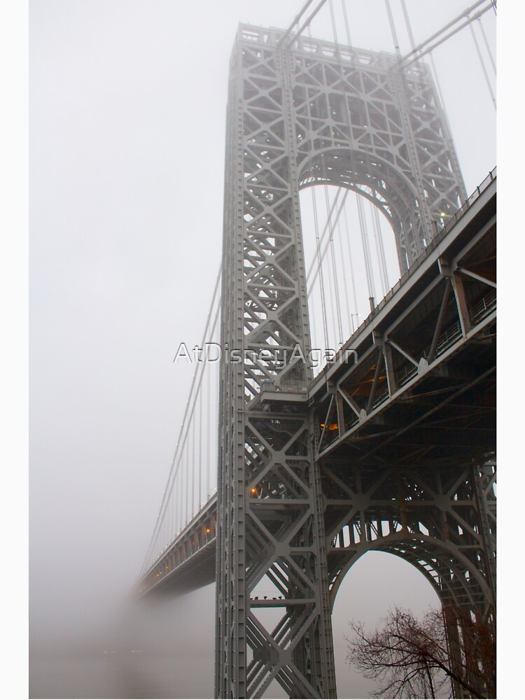 George Washington Fog by AtDisneyAgain