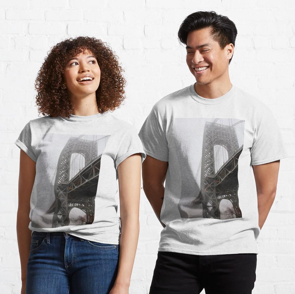 George Washington Fog Classic T-Shirt