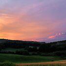Country Sunrise by InvictusPhotog
