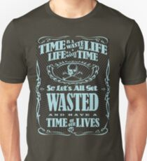 Wasted Time Unisex T-Shirt