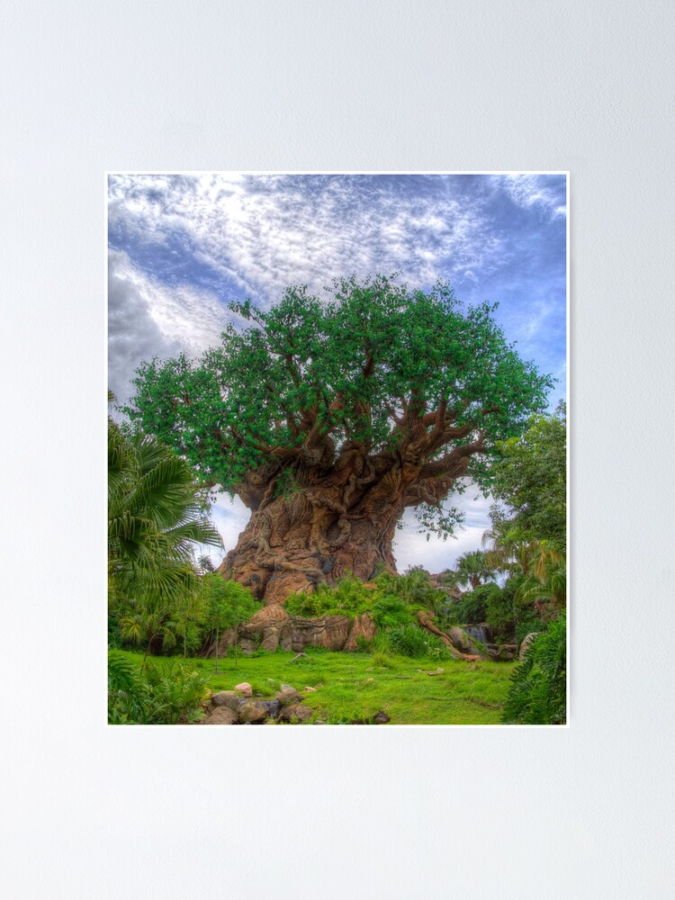Alternate view of Tree of Life Poster