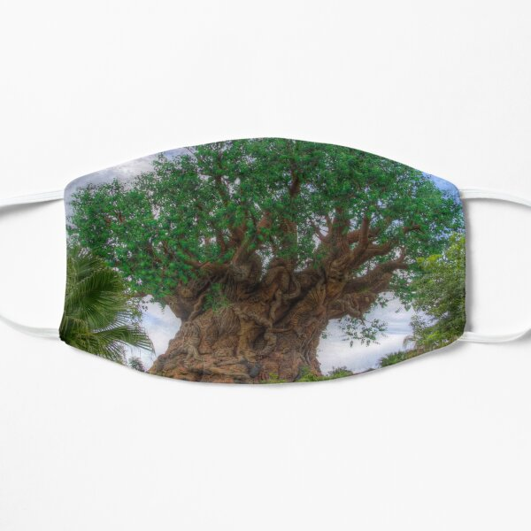 Tree of Life Flat Mask