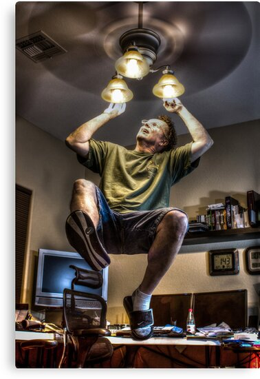 The Bulb Change by Randy Turnbow