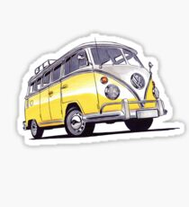 Volkswagen T1 Sticker