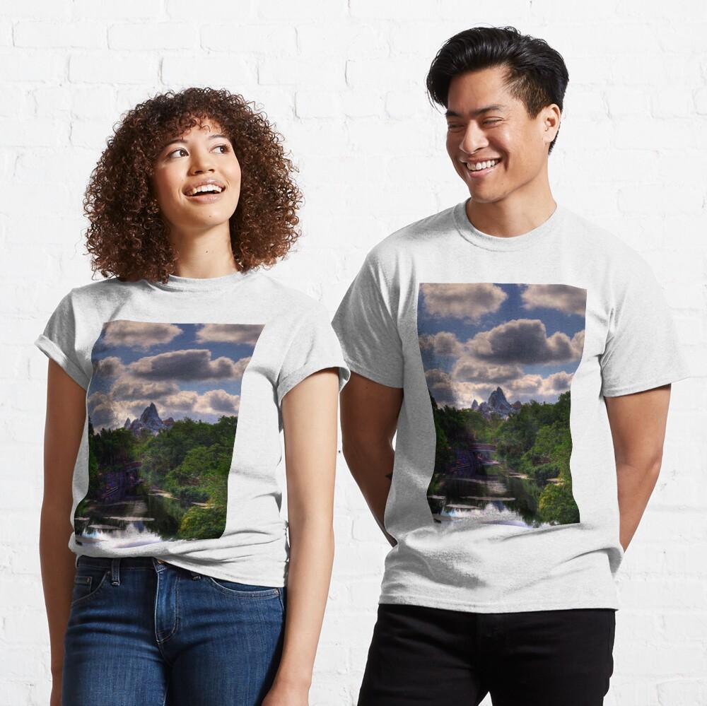 Cloudy Everest Classic T-Shirt