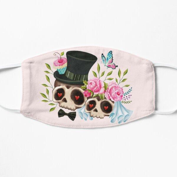 Together Forever - Sugar Skull Bride & Groom Mask