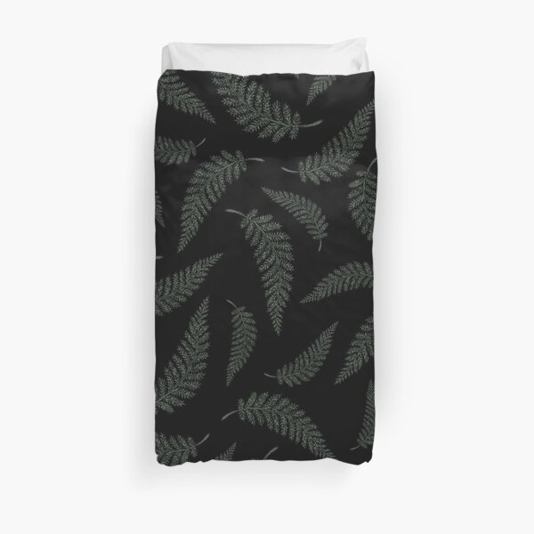 Fern Witch Duvet Cover