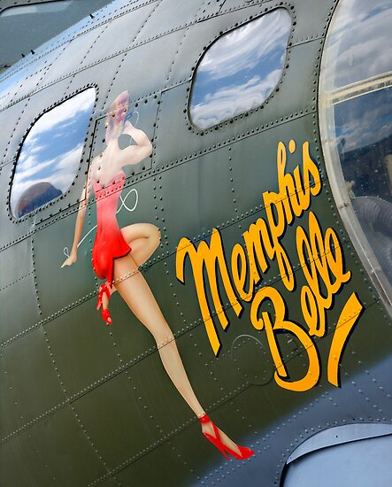 """Memphis Belle"" - HDR by Colin  Williams Photography"