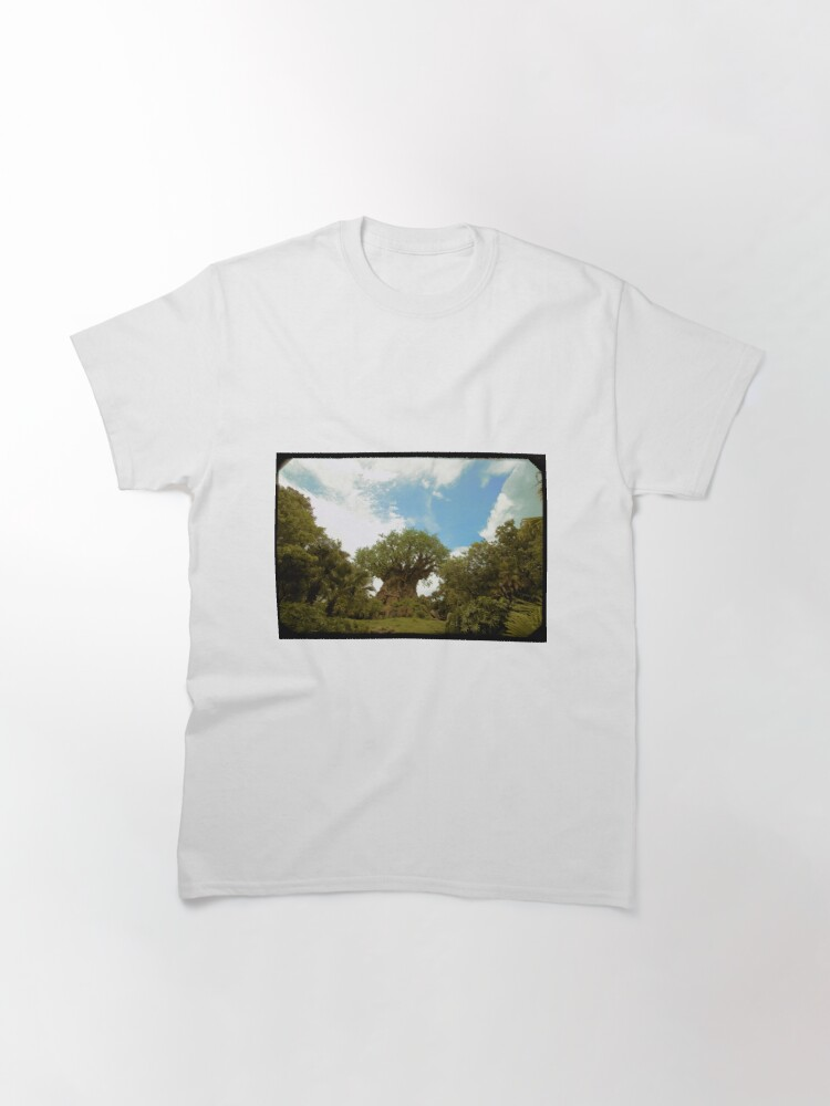 Alternate view of Tree of Gritty Life Classic T-Shirt