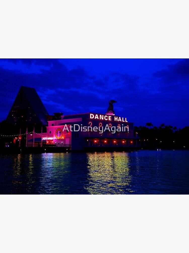 Dance Hall - Crescent Lake by AtDisneyAgain