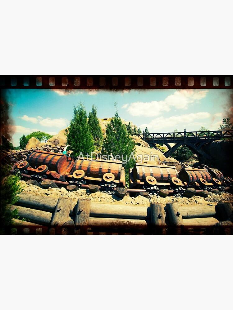 Mine Train by AtDisneyAgain