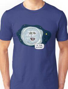 The mighty Boosh - I'm the moon Unisex T-Shirt