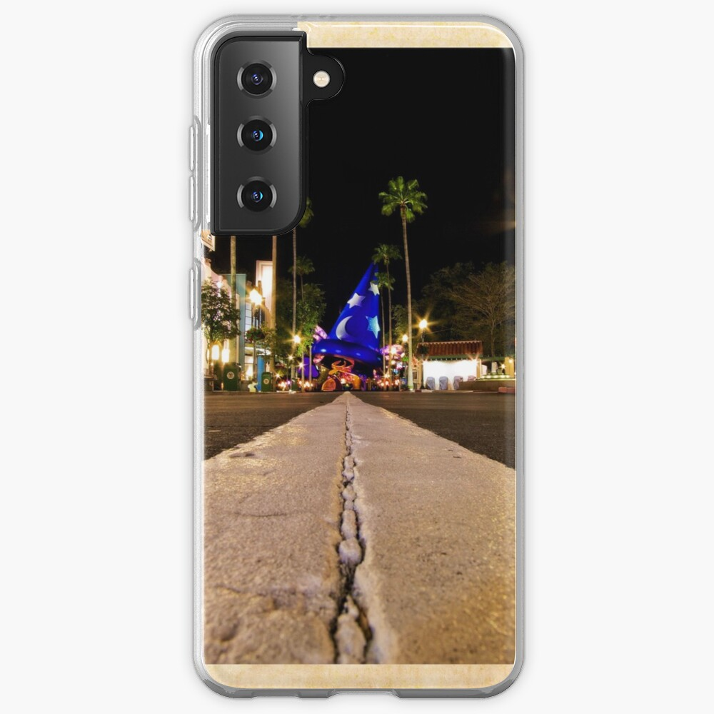 Road to Hollywood Case & Skin for Samsung Galaxy
