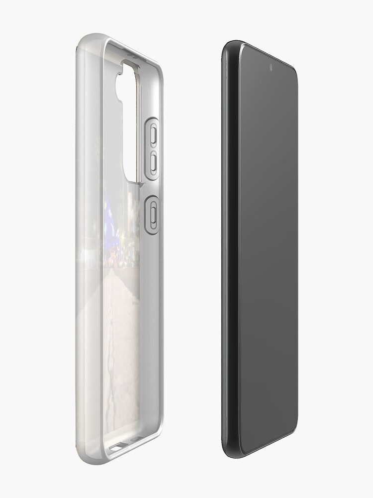 Alternate view of Road to Hollywood Case & Skin for Samsung Galaxy