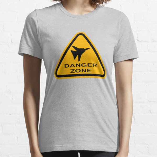 Danger Zone - Triangle Essential T-Shirt