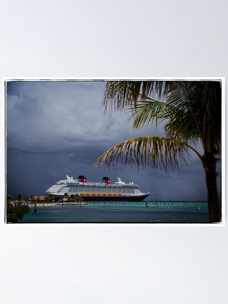 Alternate view of Dream at Castaway Cay Poster