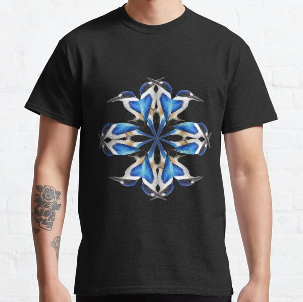 Forest Kingfisher Classic T-Shirt