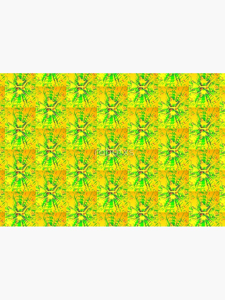 Grüne Stöcke von robotxs
