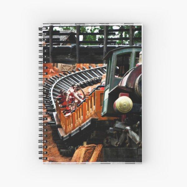 Wildest Ride Spiral Notebook