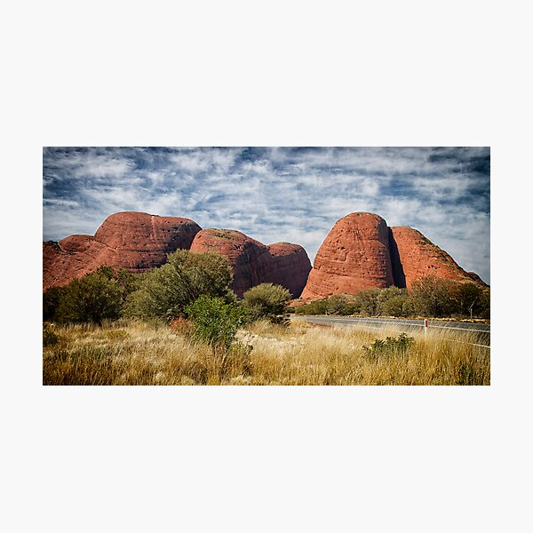 The Olgas, NT 2 Photographic Print