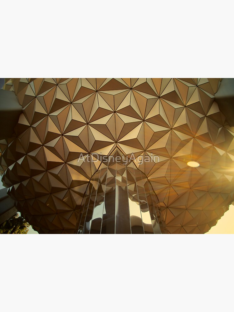 One Golden Earth by AtDisneyAgain