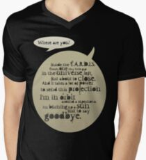 Doomsday 2 Men's V-Neck T-Shirt